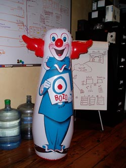 Bozo, VP of Client Relations