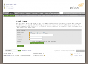Email Queue Integration