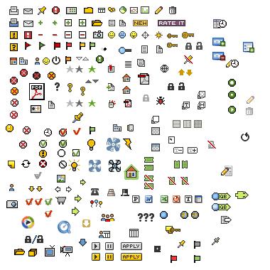 Free Web Design Icons