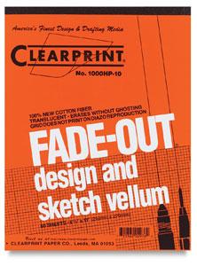 Web site design using pencil and paper