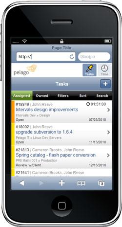 Intervals Mobile Version in Beta