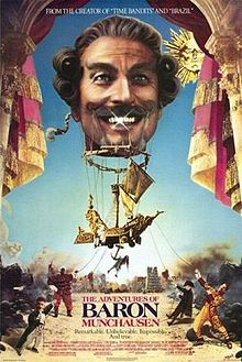 Terry Gilliam ~ Adventures of Baron Munchausen