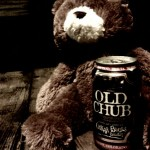 Teddy and an Old Chub at The Ginger Man