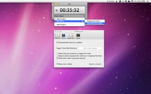 Time Tracking on the Mac with Eon