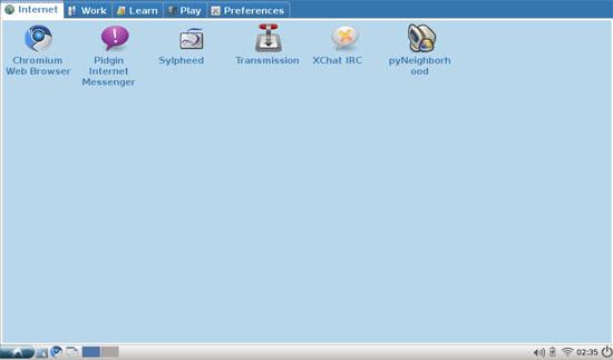 Lubuntu Netbook