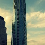 A progressive looking skyline