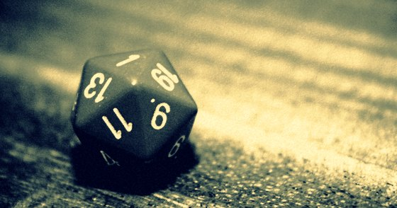 Running a startup is a lot like playing Dungeons and Dragons